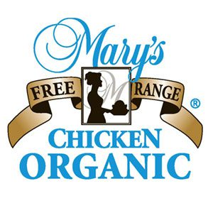 Mary's Free Range Chicken Logo